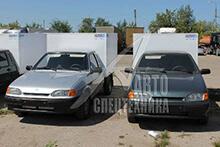 ВИС 2347 фургон